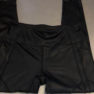 Super Cute Black Workout Leggings
